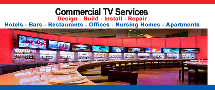 Commercial TV Services